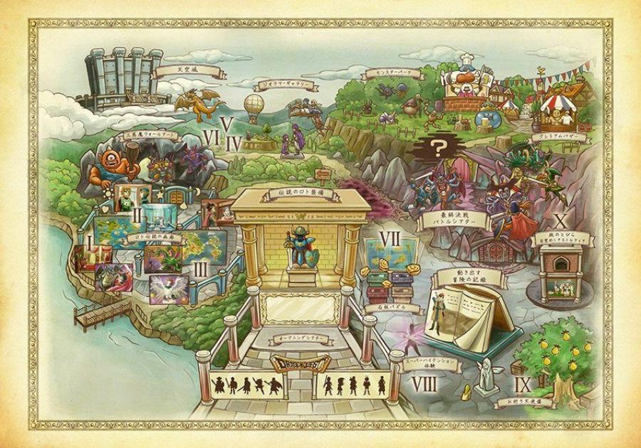 Dragon Quest Museum