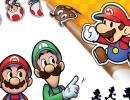 Mario & Luigi: Paper Jam Secures Top 10 Place in Single Format NPD Chart
