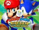 Mario & Sonic at the Rio 2016 Olympic Games Gets Dated for Europe