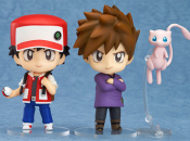 Pokémon's Ash And Gary Are Getting The Nendoroid Treatment