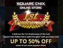 Square Enix Store for the Americas Offers Plenty of Discounts in Anniversary Celebrations