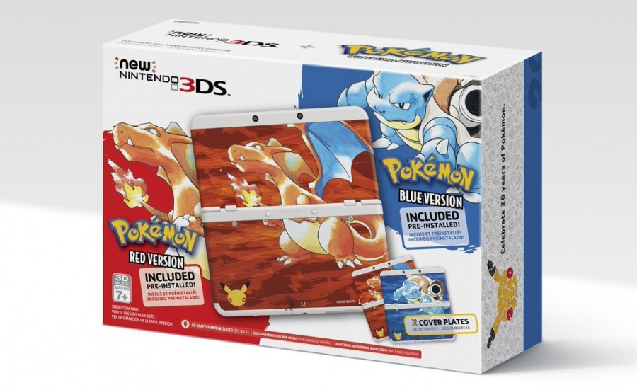 This New 3DS bundle is heading to North America on 27th February
