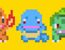 The Original Pokémon Starters Have Been Added as Costumes in Super Mario Maker