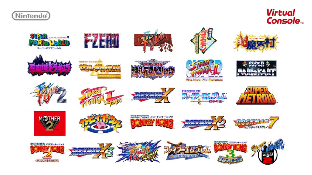 Konami and Capcom Are Bringing Some SNES Classics to New 3DS