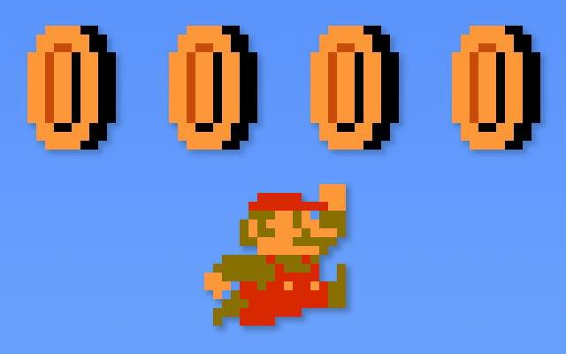 Super Mario Bros - Coin Sound Effect [GameBanana] [Sound Mods]