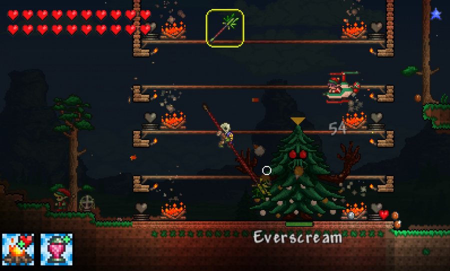 A Sizable Update for Terraria on 3DS Has Been Submitted to