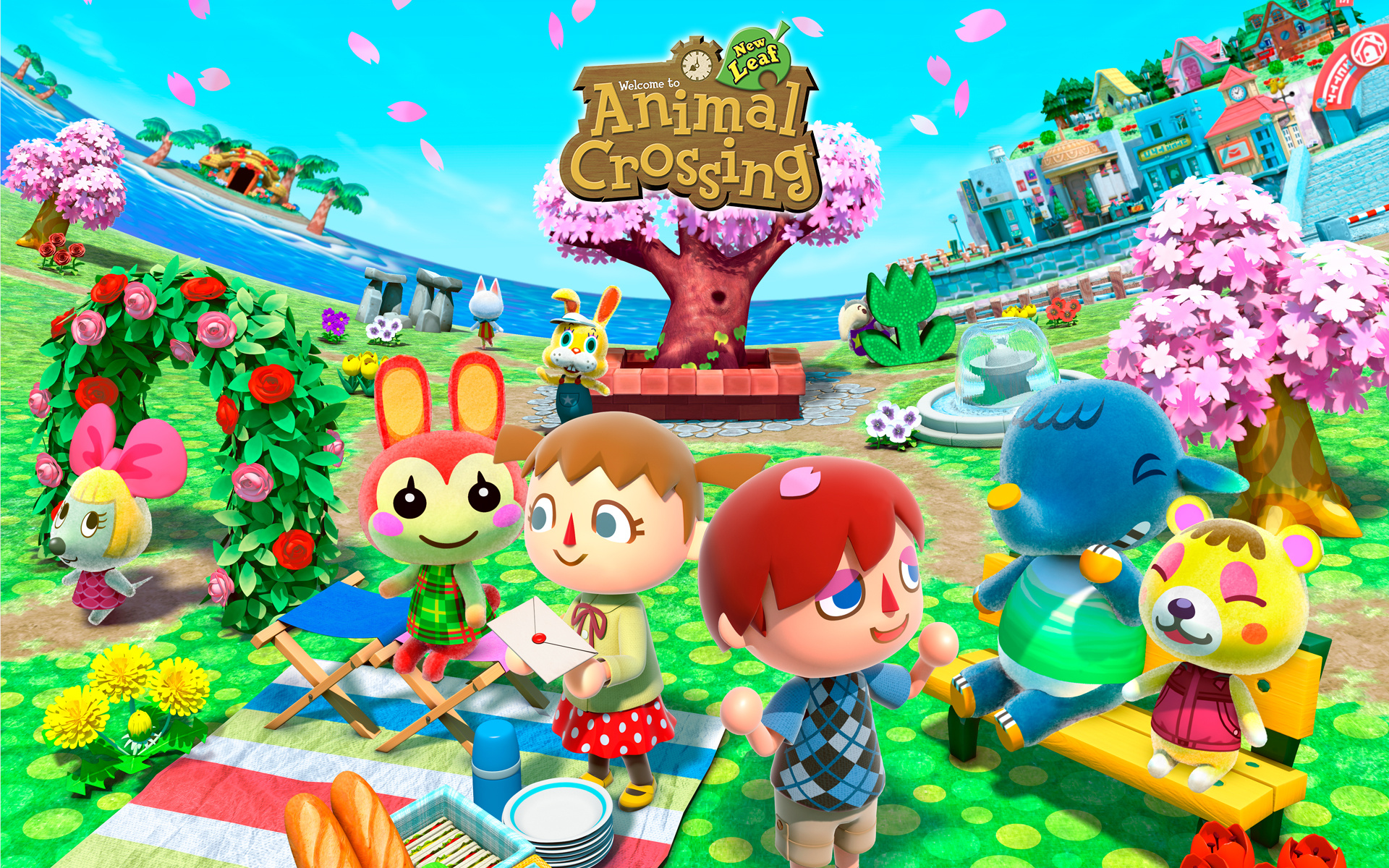Feature five reasons why we love animal crossing nintendo life animal crossingg gumiabroncs Choice Image