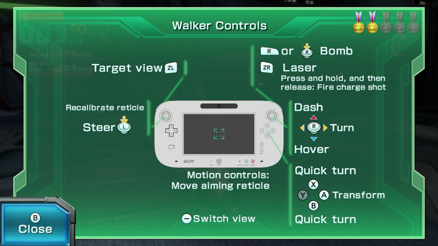 how to change gamepad settings in gamewizad