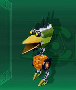 Green Clucktron