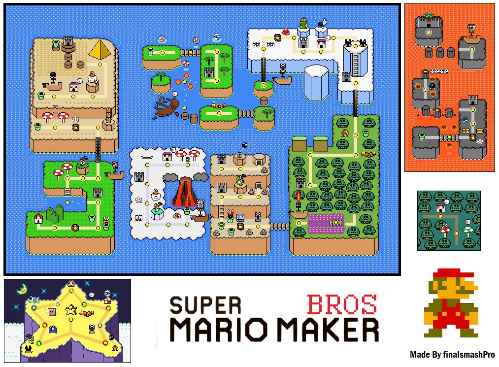 Random super mario maker bros is another excellent full game super mario maker brosg gumiabroncs Image collections