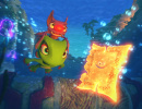 EDGE Magazine's Look At Yooka-Laylee Explores a Dynamic World, Minecarts and Arcade Game Unlocks