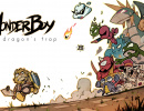 It Looks Like Sega Classic Wonder Boy III: The Dragon's Trap Is Getting A Timely Remake