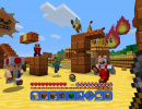 It Wasn't Nintendo's Idea To Mix Minecraft And Super Mario Together