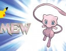 Pokémon Trainer Club Newsletter Subscribers to Have Another Chance to Collect Mythical Mew