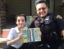 Police Officer Generously Donates Treasured Pokémon Cards To Boy Whose Collection Was Stolen