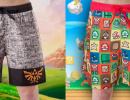 Random: Get Ready For The Summer With Nintendo-Themed Swimming Shorts