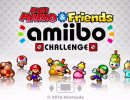 Video: Check Out the Launch Trailer for Mini Mario & Friends amiibo Challenge
