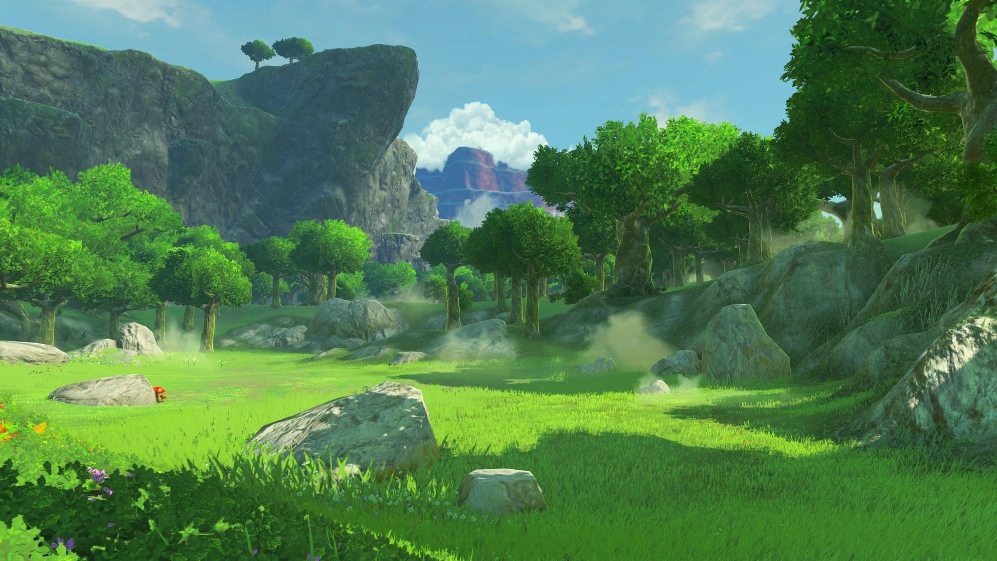 Fortnite Landschaft