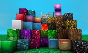 The Crystal texture pack
