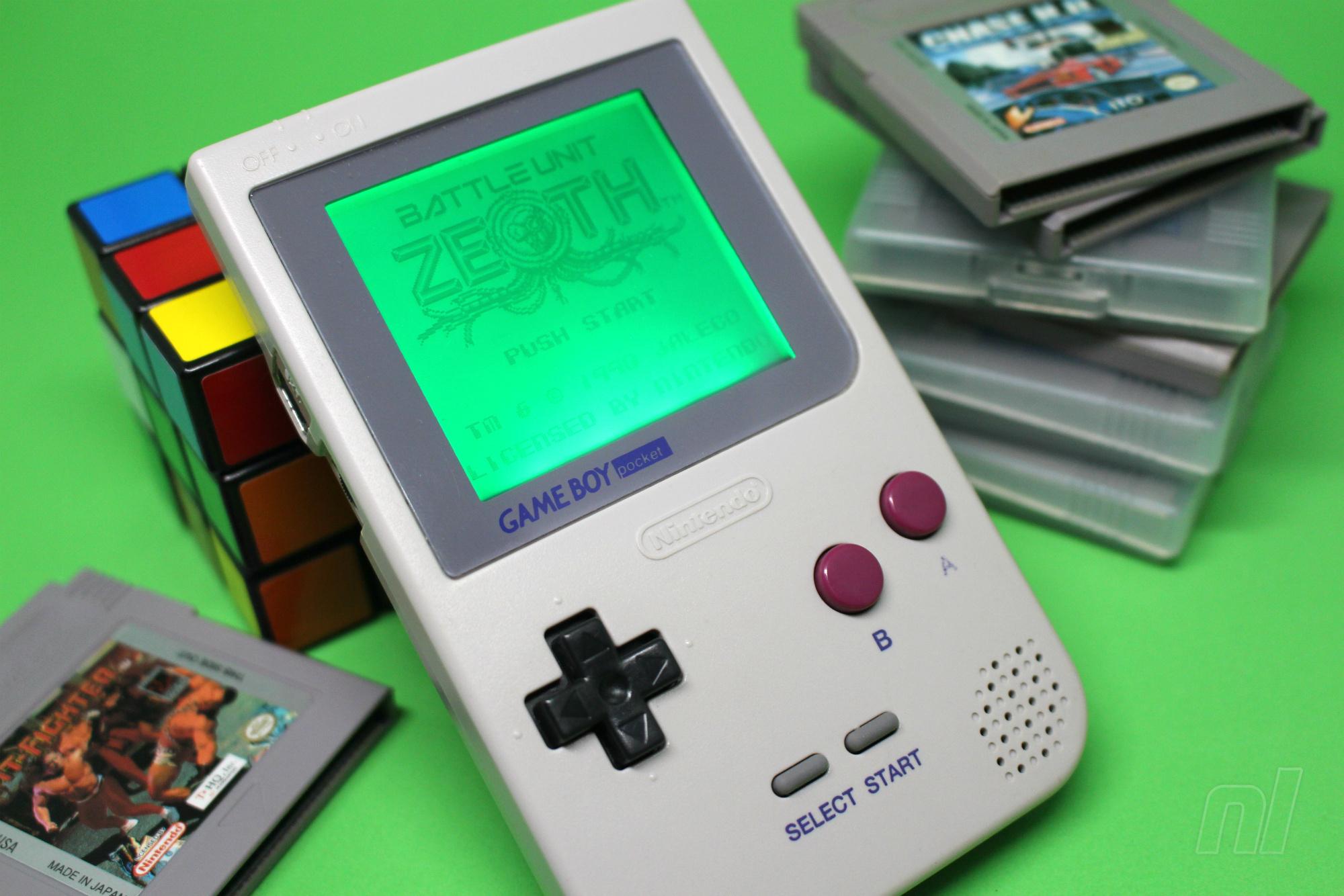 Hardware Classics: Game Boy Pocket - Nintendo Life