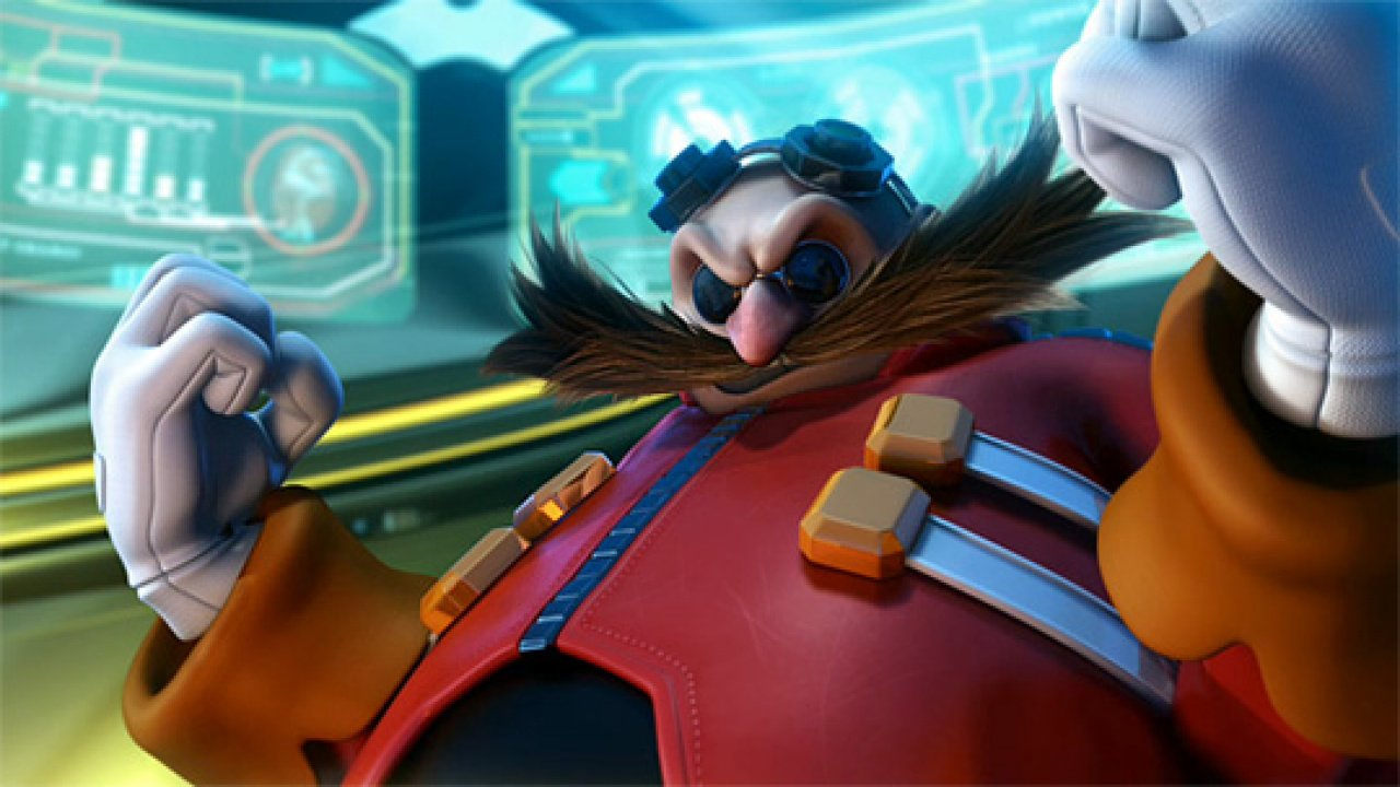 Head Of Sonic Team Explains Why Dr Robotnik Started Going By
