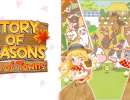 Story of Seasons: Trio of Towns Takes Number One Spot in Japan