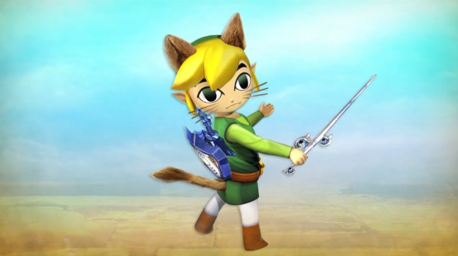 Free DLC in the future will include cool Palico outfits like this