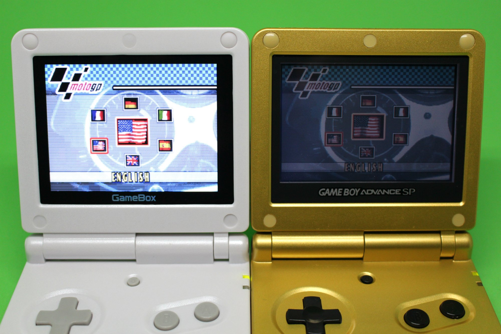 Hardware Review Exeq Gamebox Game Boy Advance Sp Clone