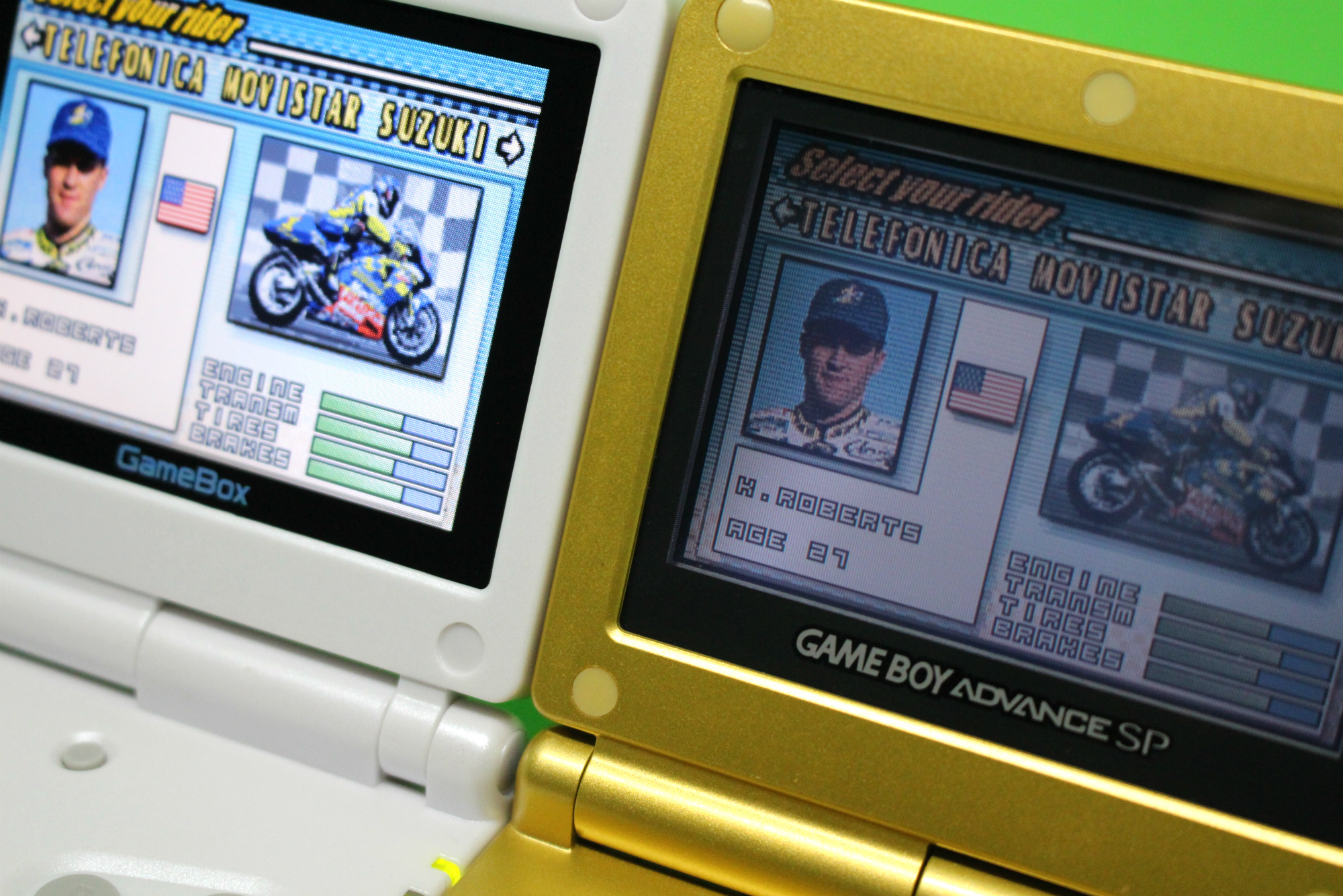 Game boy color kaufen - One Area Where Clone Systems Often Fall Down Is Interface As We Know Video Game Hardware Makers Spend A Lot Of Money On Making Sure The Controls On Their