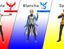 Here Are Your Pokémon GO Team Leaders
