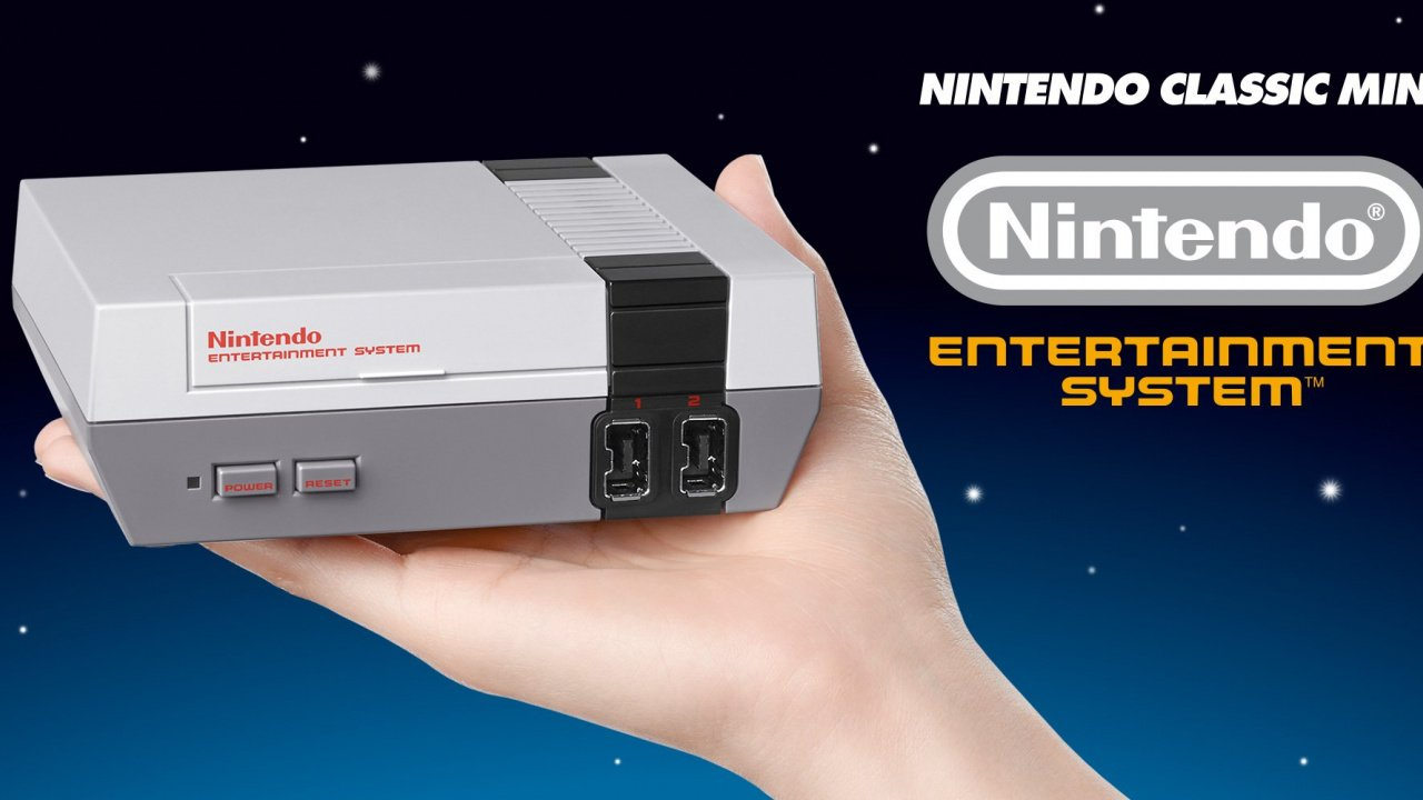Nintendo Entertainment System Nes Classic Edition Coming This November Ships With 30 Games Nintendo Life