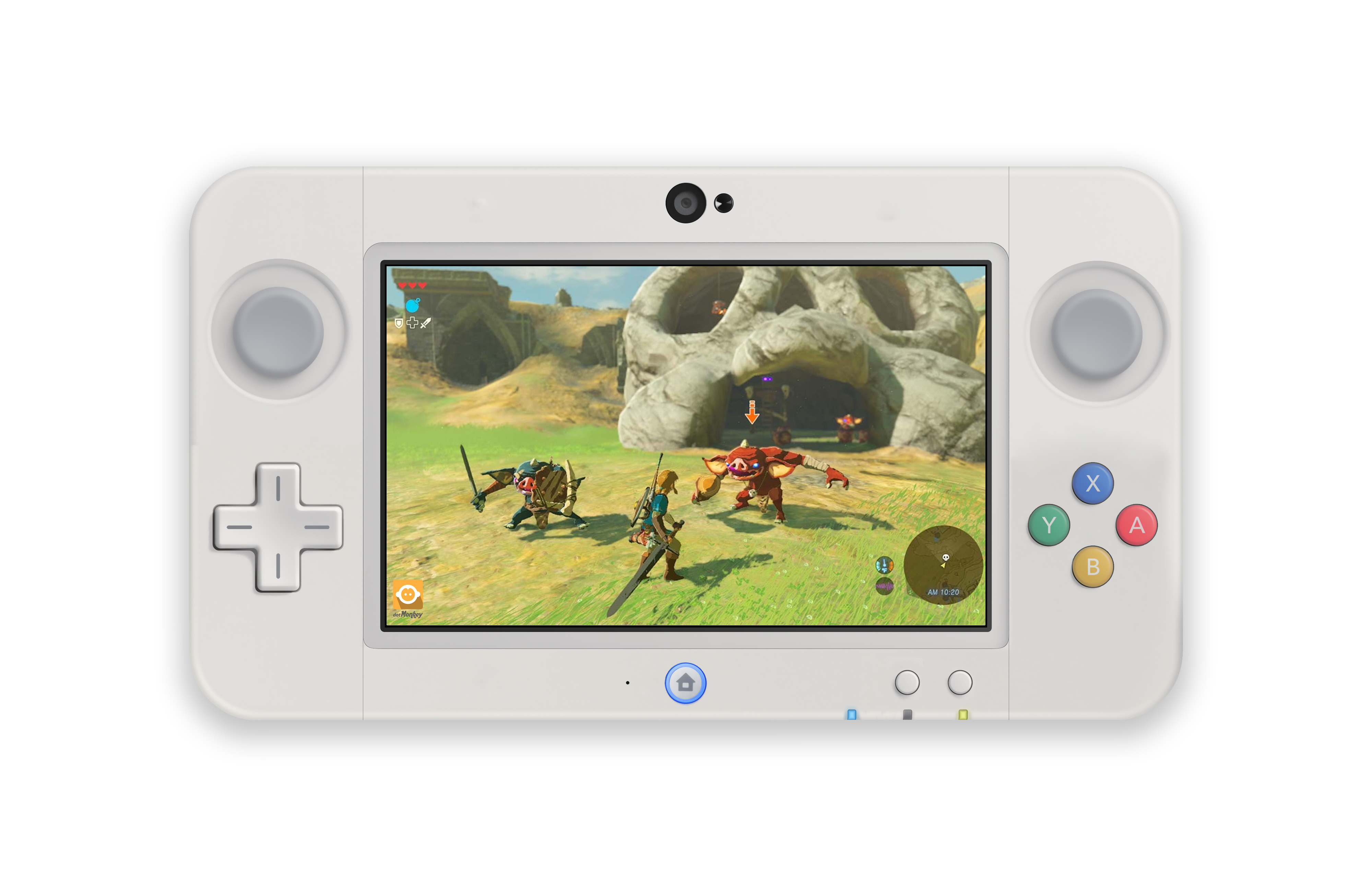 Gallery: Let This Awesome Nintendo NX Mock-Up Excite You ...