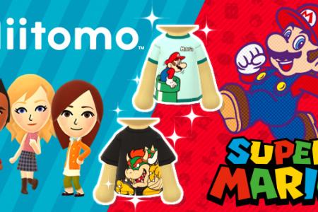 Miitomo siempre ha estado bien vinculado a Mario.
