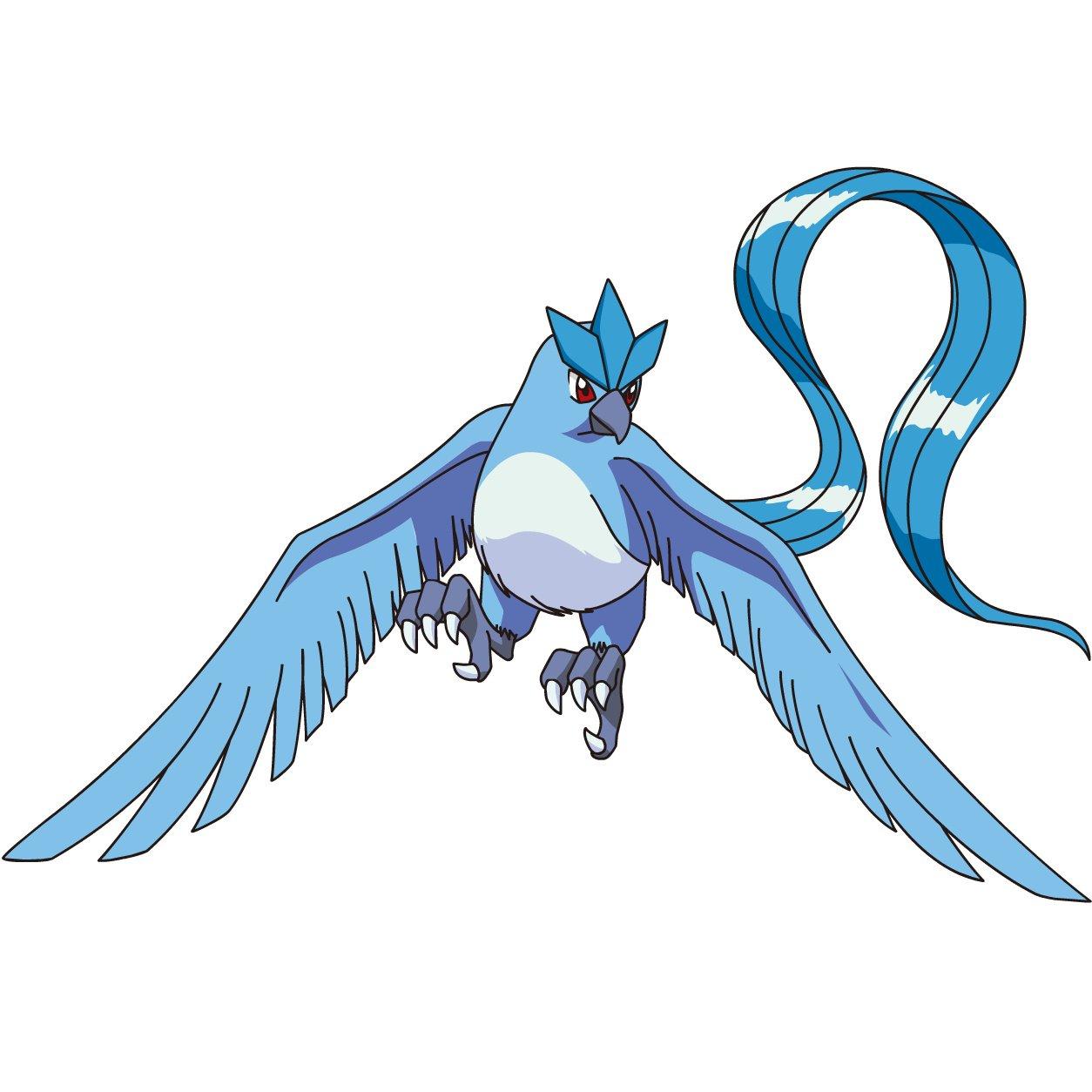 Rumour Articuno Has Been Caught In Pokemon Go