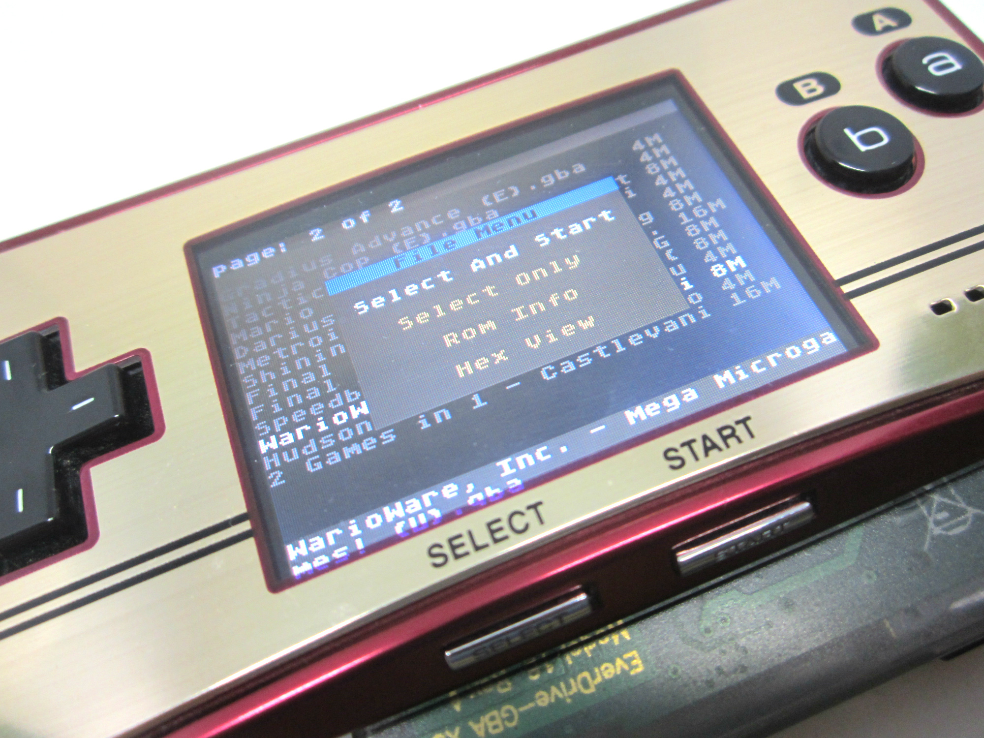 Game boy color everdrive - Like Krikzz S Other Flash Carts The Everdrive Gba X5 Isn T Cheap You Can Expect To Part With Almost 100 To Own One But It Should Be Remembered That