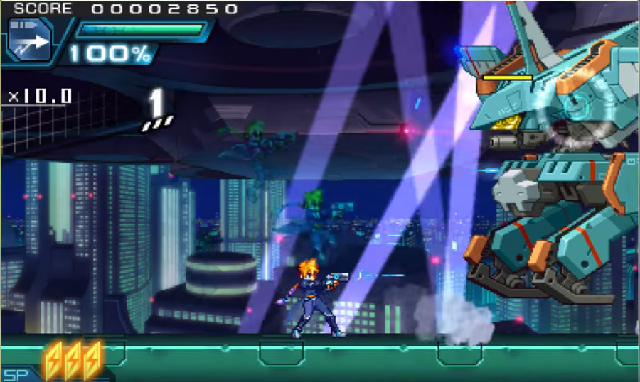 Azure Striker Gunvolt Screen.png