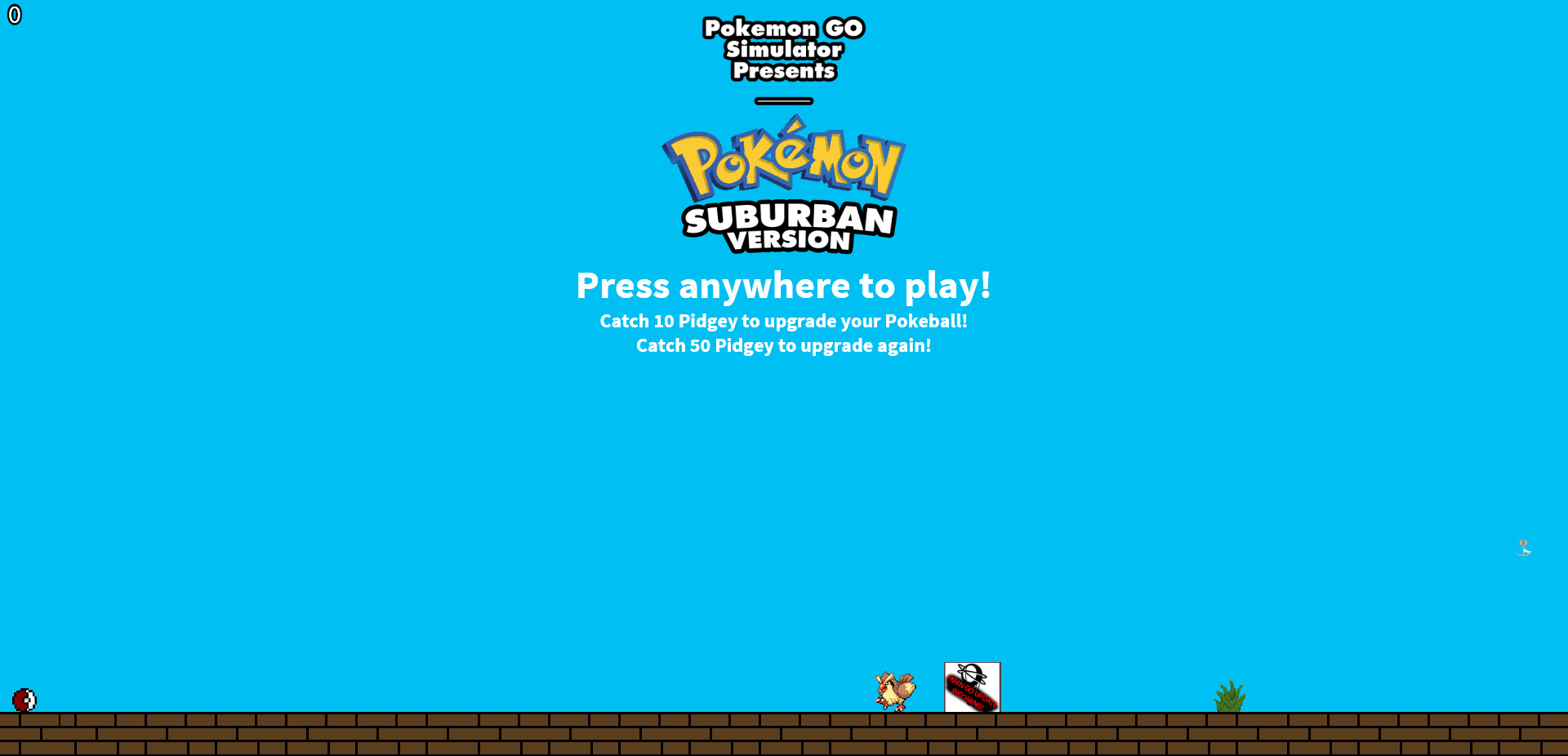 Random: Disgruntled Young Pokémon GO Fan Makes Satirical Game About Playing in the Suburbs
