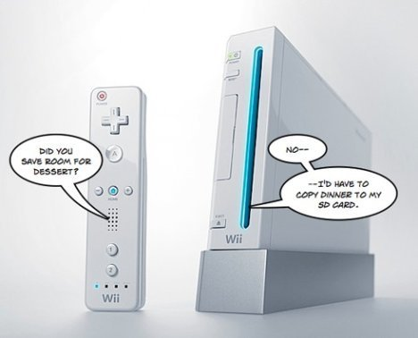 Ah, the Wii