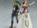 Lovely Twilight Princess Figma Zelda and Link Available to Pre-Order Now