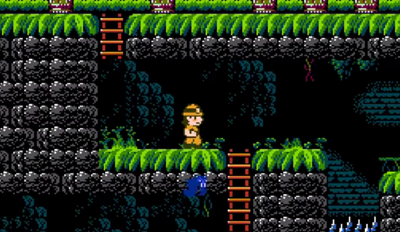 Super Pitfall for NES (1986) MobyRank - MobyGames