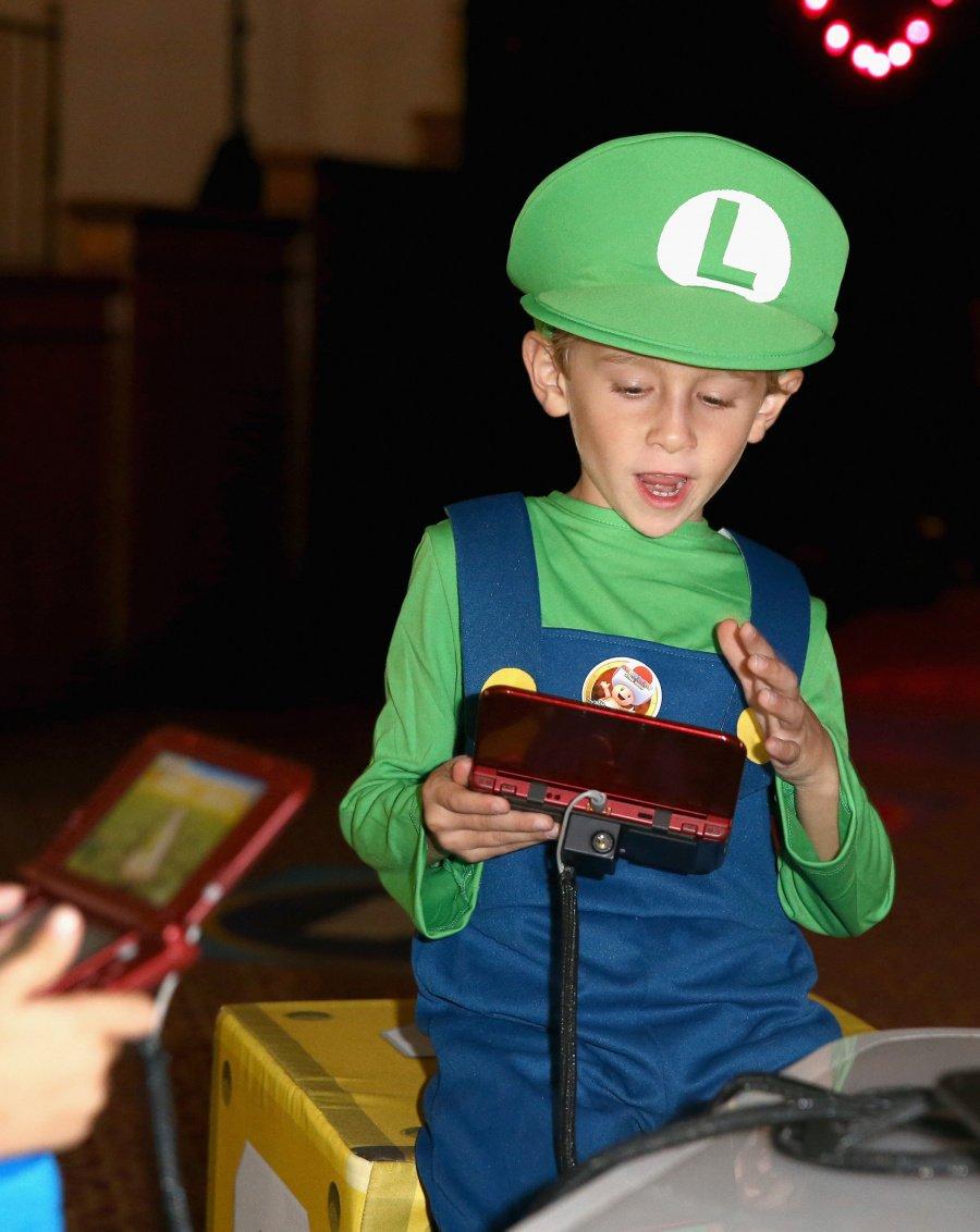 Mario Halloween4