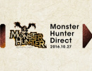 Live Blog: Watch the Japanese Monster Hunter Nintendo Direct - Live!