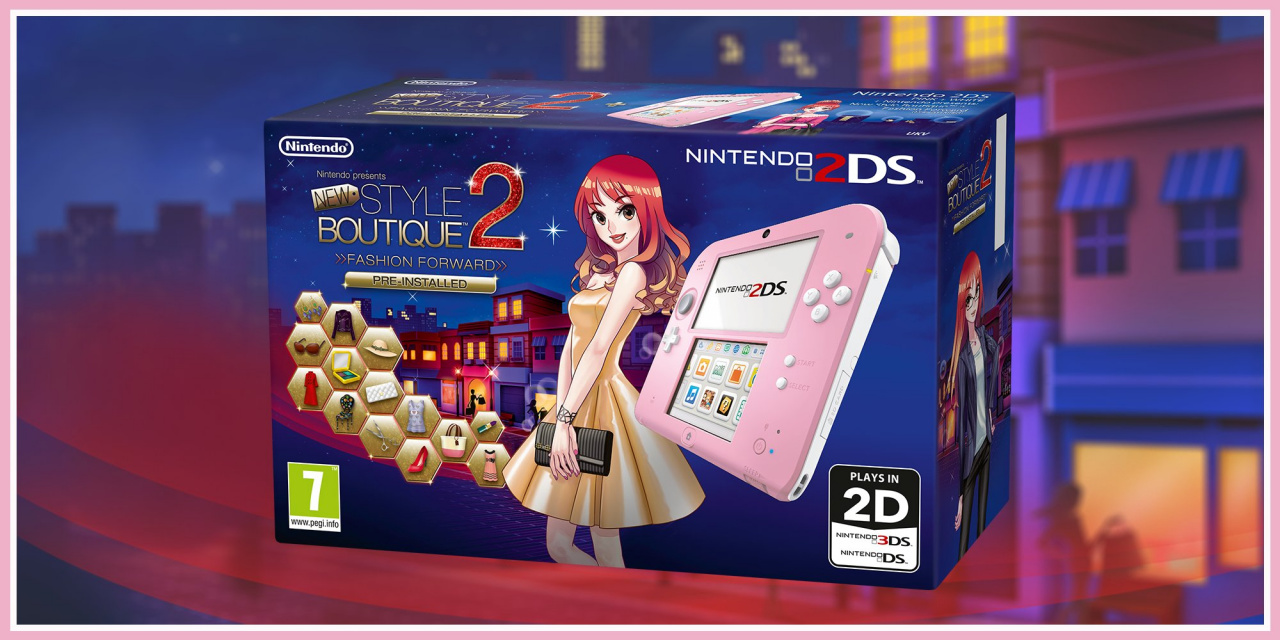 Nintendo ds fashion studio paris collection List of Nintendo products - Wikipedia