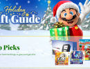 Nintendo's Christmas Gift Guide Is Live