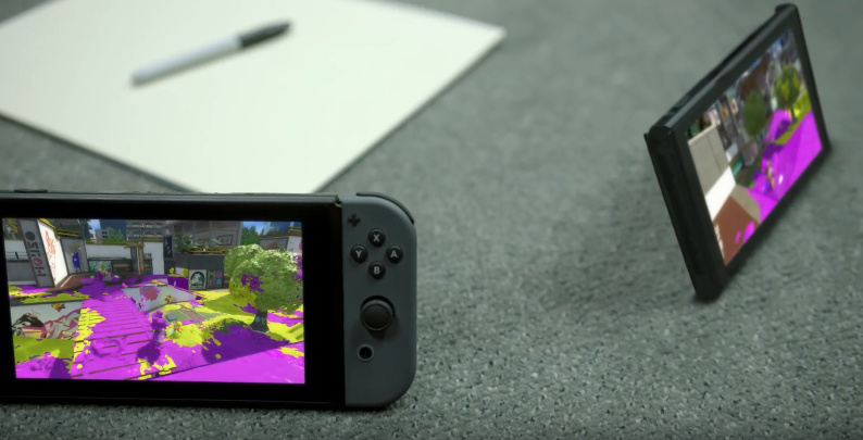 Titles like Splatoon might have a second chance on Switch