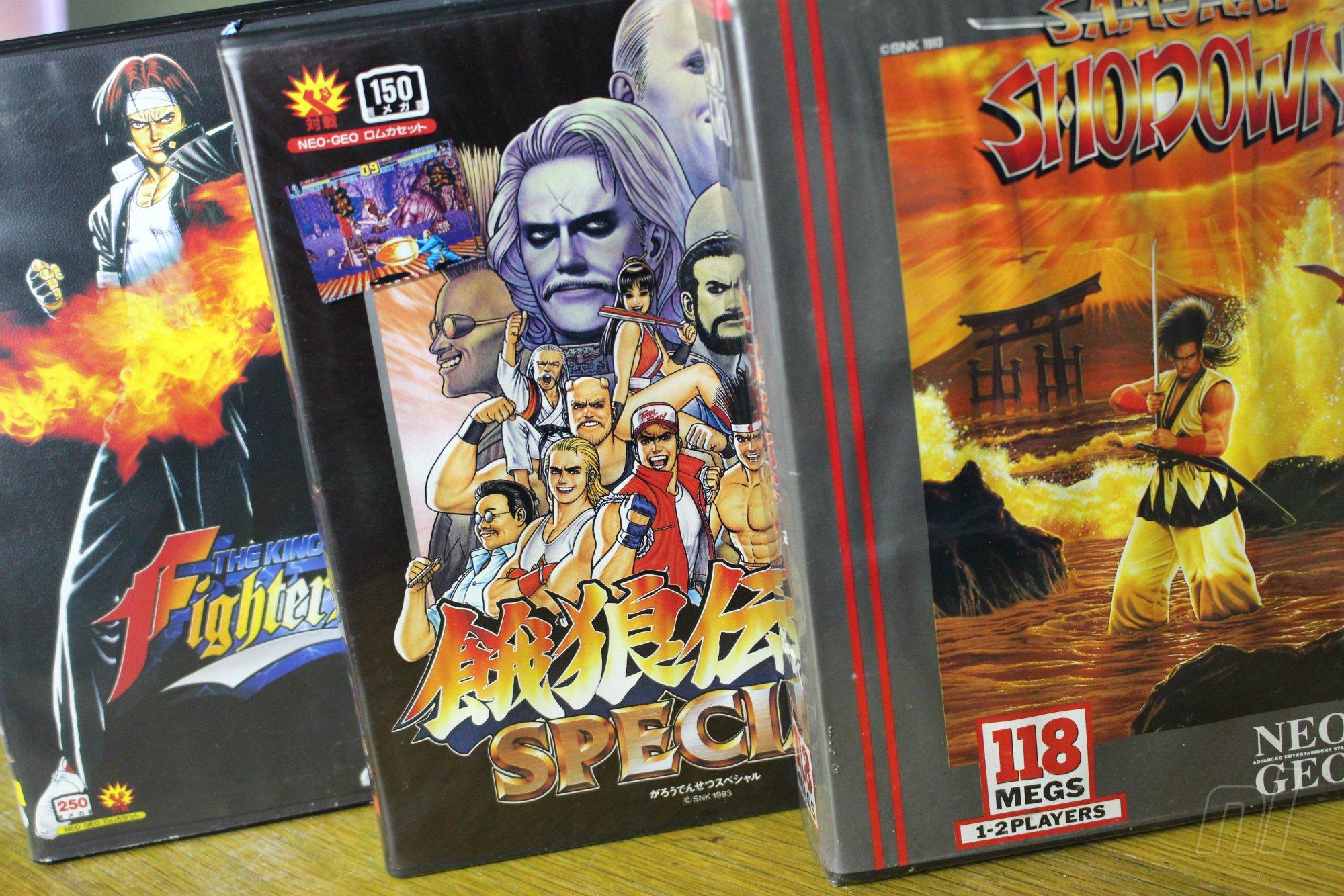 Hardware Classics: SNK Neo Geo AES - Nintendo Life