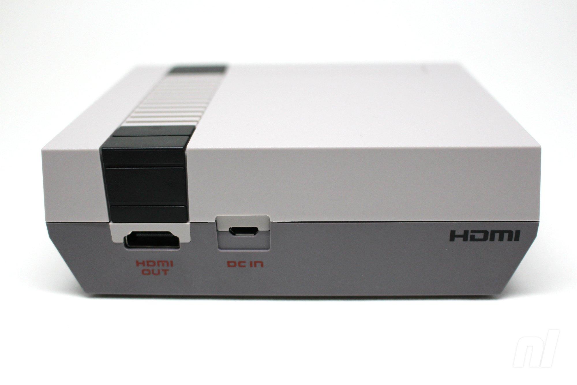 hardware review nes classic mini nintendo entertainment. Black Bedroom Furniture Sets. Home Design Ideas