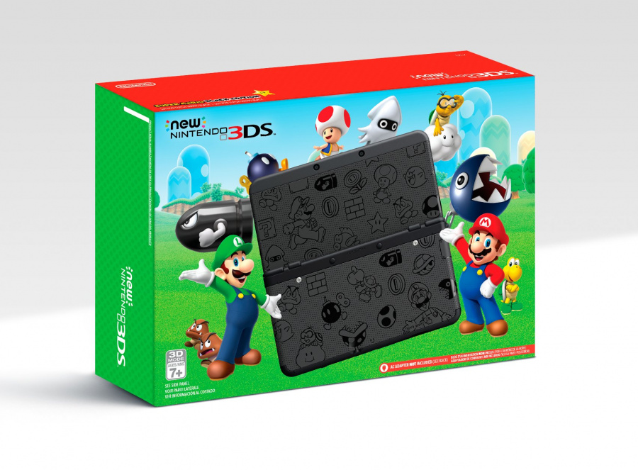The $99.99 'Black Friday' New 3DS models disappeared fast in the US