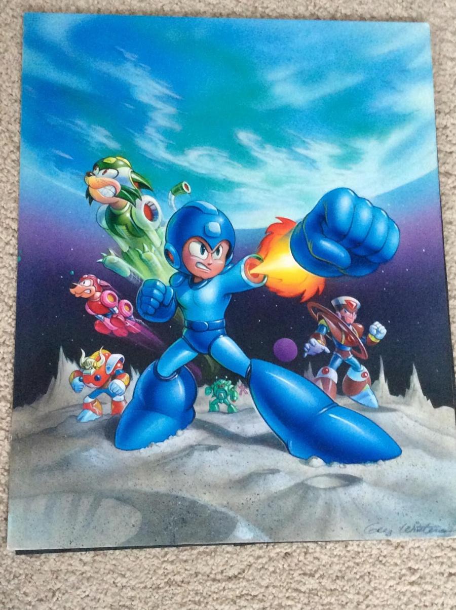 Mega Man V (Game Boy)