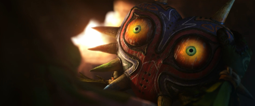 Majora's Mask - Terrible Fate is a Gorgeous Retelling of Skull Kid's Origin Story